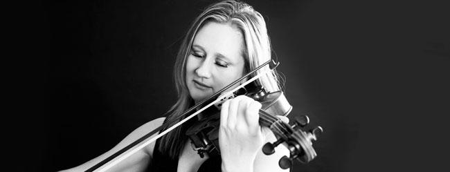 Jane Davison - Solo Violinist