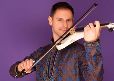 Damian the Violinist - Electric & Bollywood Violinist