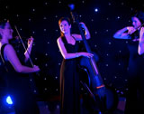 Jewel Strings - String Trio with Double Bass