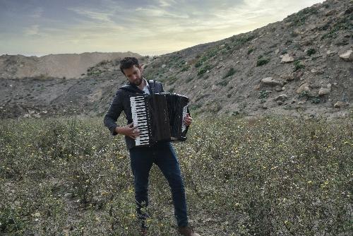 Jonathan Perry - Accordionist
