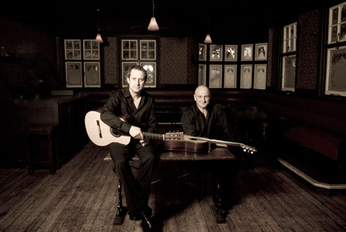 The Eden Stell Guitar Duo - Classical Guitar Duo - Concert Bookings Only