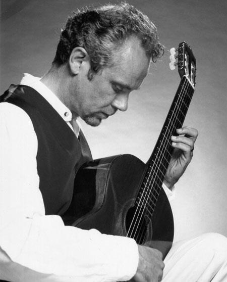 Carlos - Spanish, Classical, Blues Guitarist & Vocalist