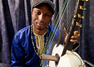 The London Kora Player picture