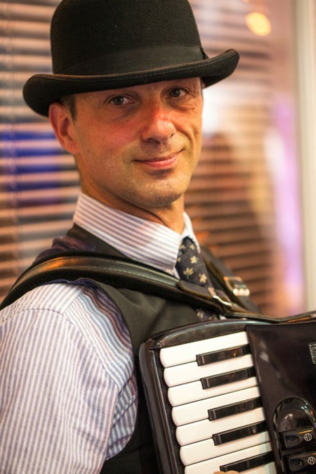 The Bristol Accordionist - Accordionist
