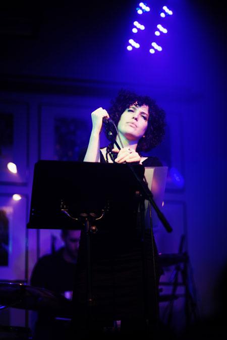 Jess Dioci - Jazz Singer