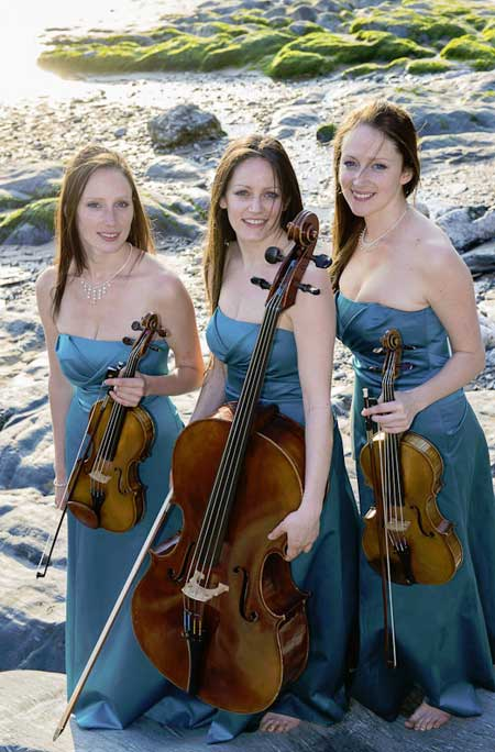 Westminster Strings - String Trio & Duo