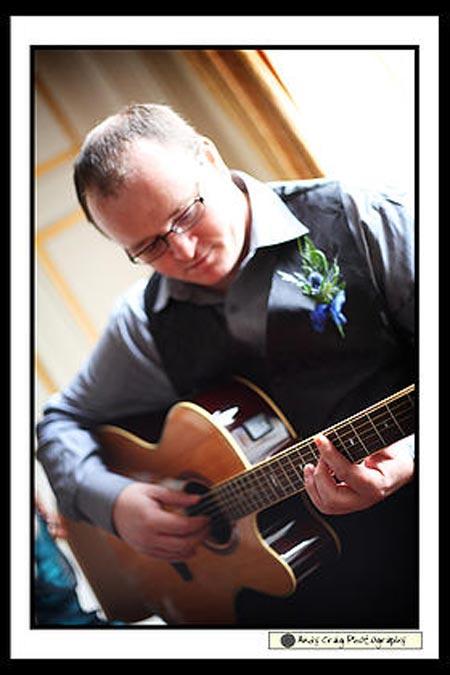 Andrew Kane - Guitarist