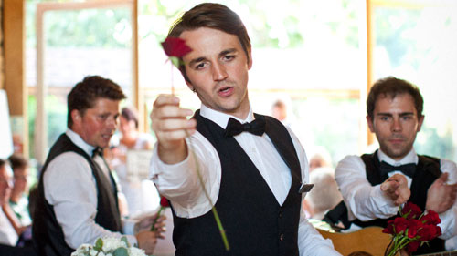 The Surprise Singing Waiters - Singing Waiters