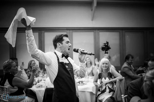 The Singing Waiters - Super Singing Waiters