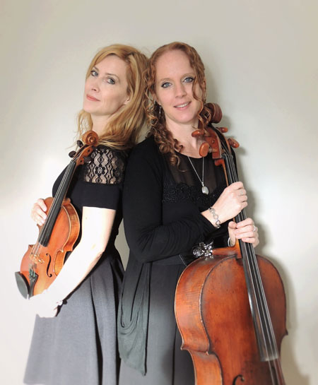 The Welsh String Duo - String Duo
