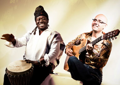 Tongo - Guitar & Percussion Duo