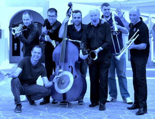The Coasters Big Band - Jazz Big Band