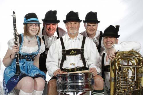 The Oompah Band - Bavarian Oompah Band