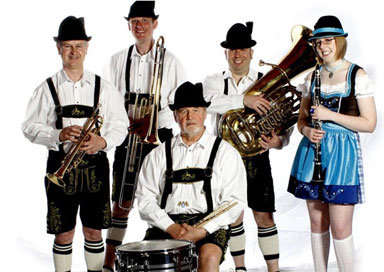 The Oompah Band - Bavarian Oompah Band
