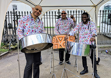The London Steel Band - Steel Band