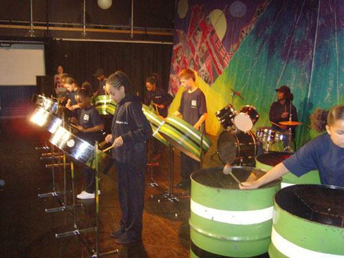 Steel Party - Steel Band