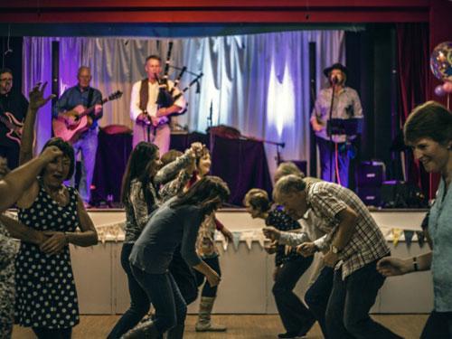 The Devon Ceilidh Band - Ceilidh Band & Disco