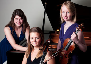 The Albero Ensemble - Piano Trio