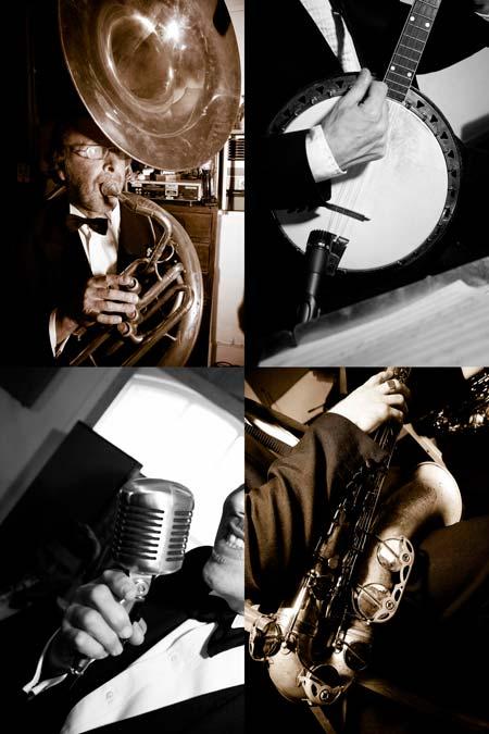 The 1920s Quartet - 1920s Swing Band