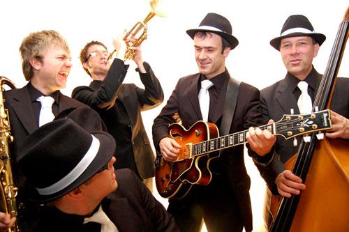 Swing Silk - Swing Band