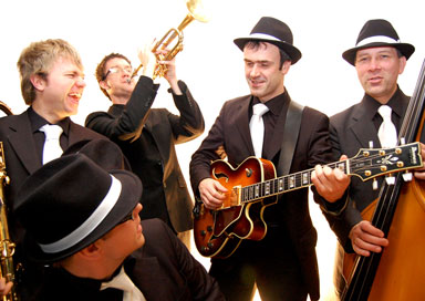 Swing Silk - Swing Band