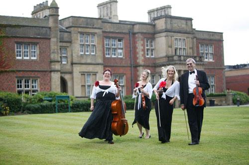 Alsager Camerata Quartet - String Quartet