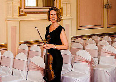 The Lake District Violinist - Solo Violinist