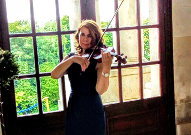 The Lake District Violinist - Solo Violinist