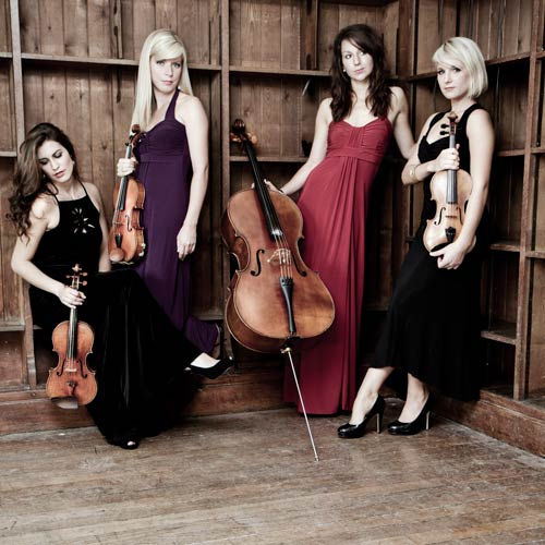 The Vanos Quartet - String Quartet & Trio