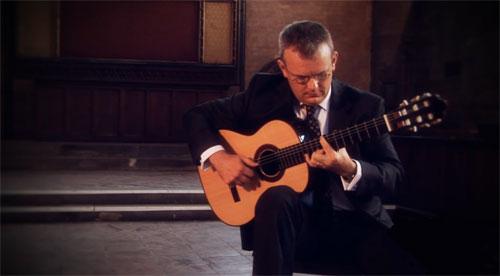 Andy Cooper - Classical Guitarist