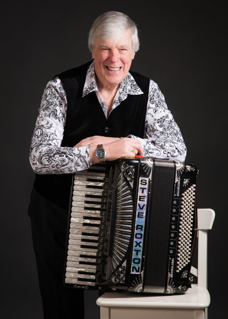 The Newcastle Accordion Player - Accordionist