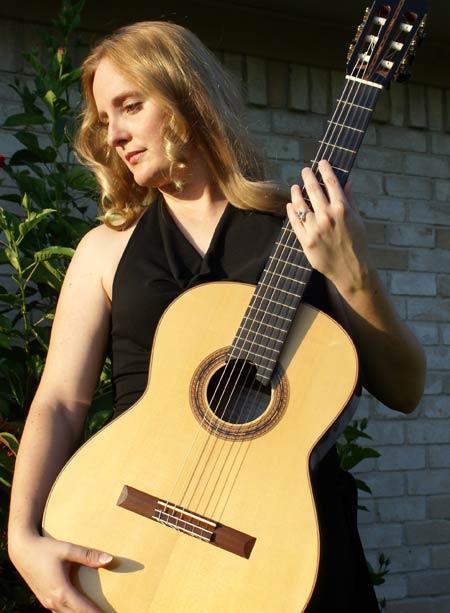 The American Guitarist - Classical Guitarist