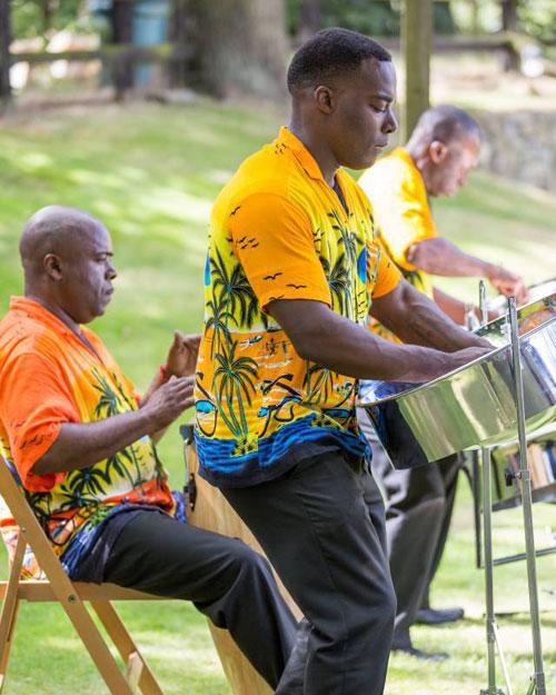 The Steel Drummers - Steel Band
