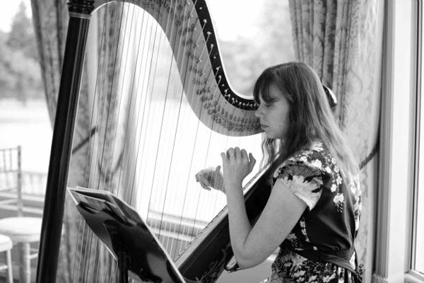 The Suffolk Wedding Harpist - Harpist