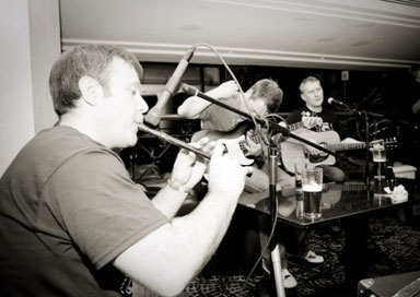 The Barley Mows - Traditional Irish & Covers Band