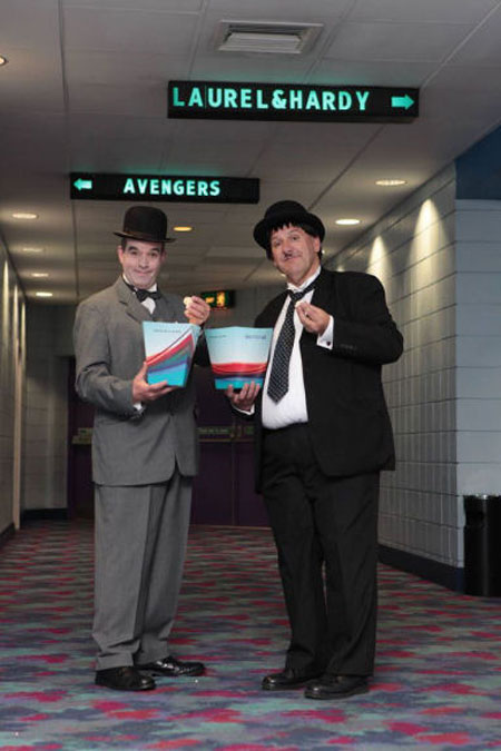 The Laurel and Hardy Tribute - The Laurel and Hardy Tribute
