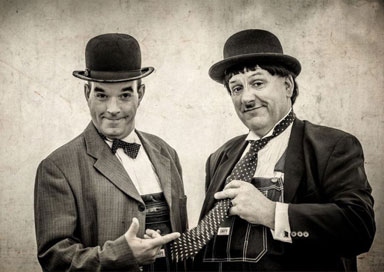 The Laurel and Hardy Tribute picture