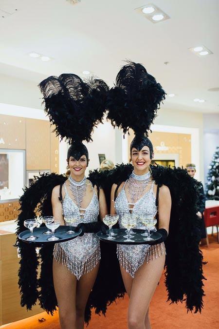The Vegas Showgirls - Showgirls