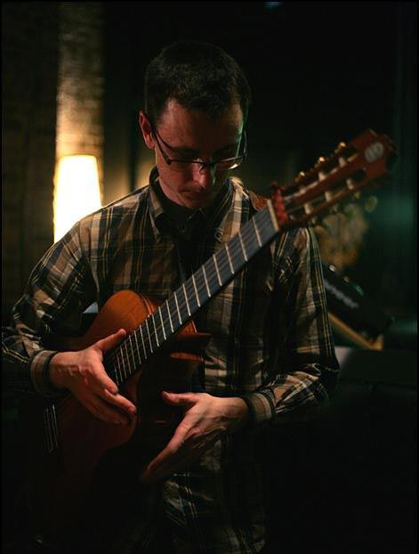 Dominic Howden - Wedding Guitarist