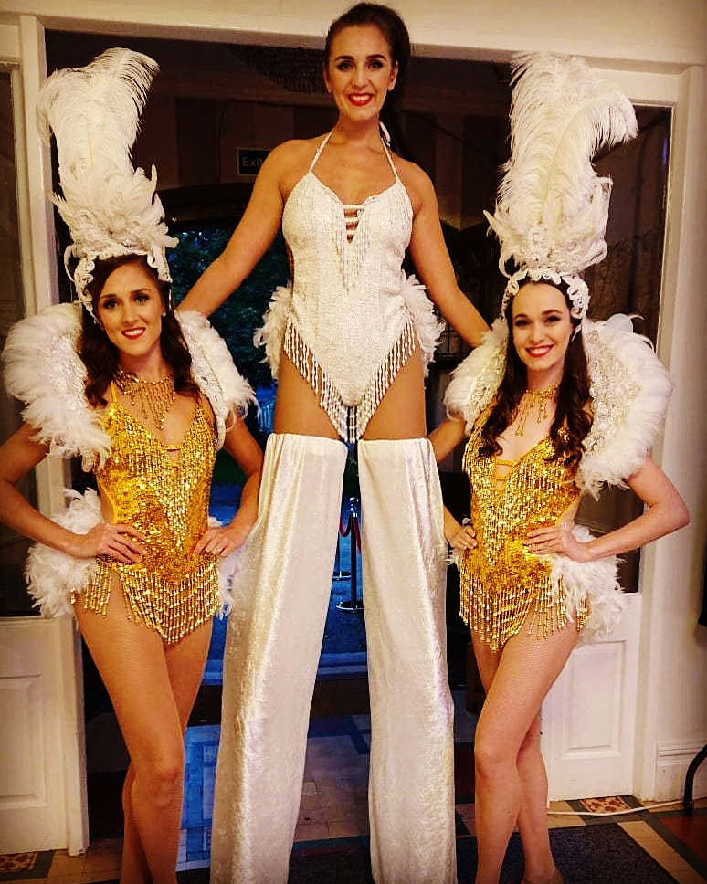 The Hollywood Showgirls - Showgirls
