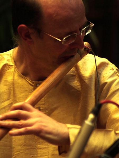 Jake Lavalier - Bansuri Flute Player