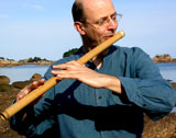 Jake Lavalier - Bansuri Flute Player