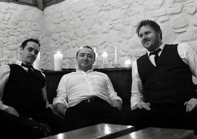 The Dublin Boys - Traditional Music & Covers band