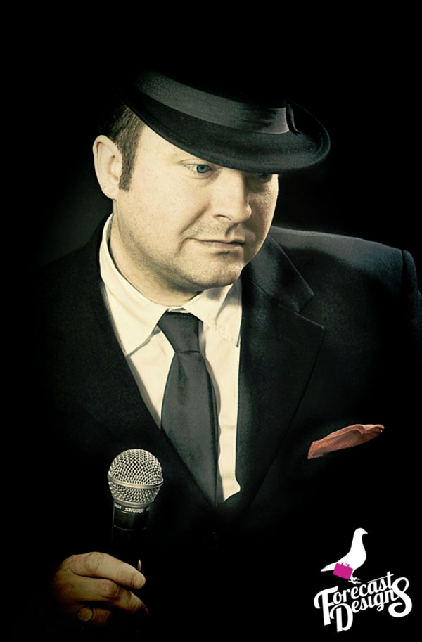 Alan Ernst - Swing Singer