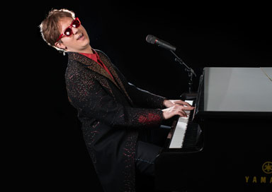 Elton John Tribute picture