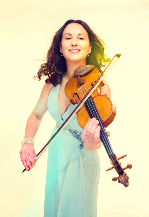 The Leicester Violinist - Solo Violinist