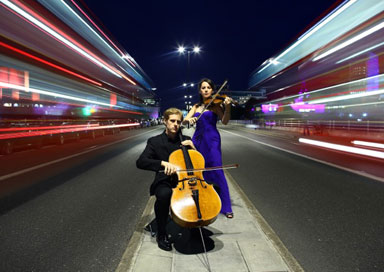 Jewel Strings Duo - Cello & Violin Duo