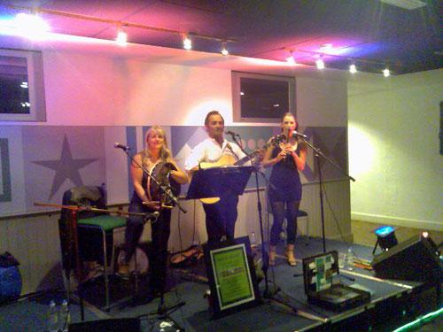 The Cornwall Irish Band - Irish Band