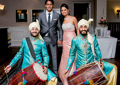 The Wedding Dhol Drummers picture