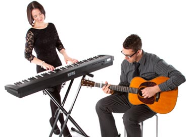 Acoustix - Acoustic Piano, Guitar & Vocals Duo